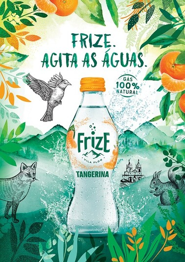 Frize. Agita as Águas.